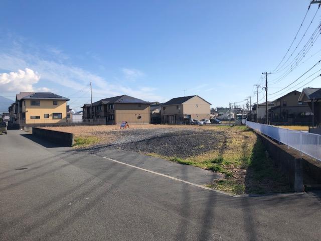 富士市中丸字新井田 売土地