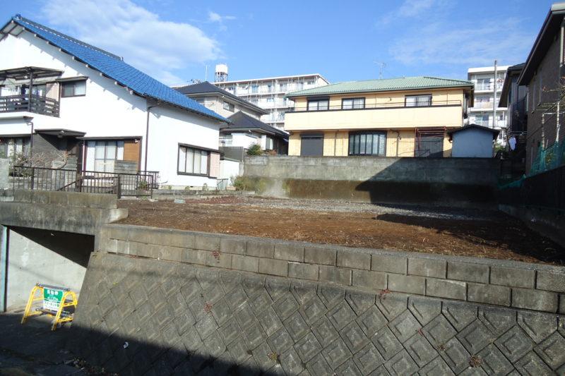 富士見台売土地