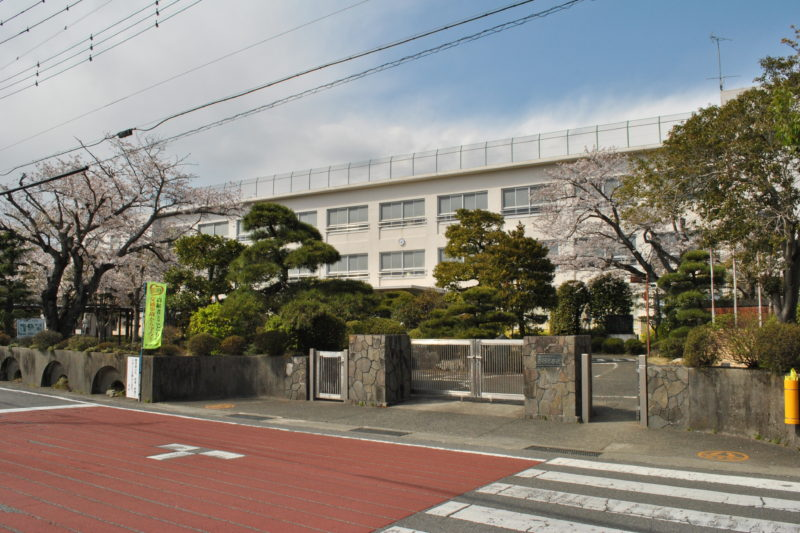 松岡新町分譲地