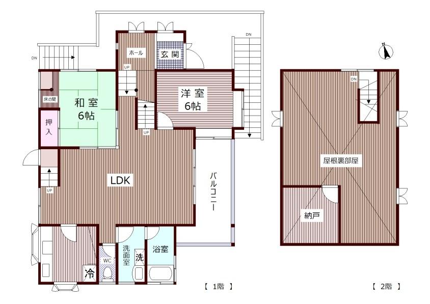 函南町上沢中古住宅