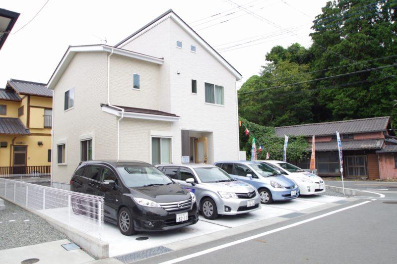 富士市岩本パパまるハウスのモデルハウス