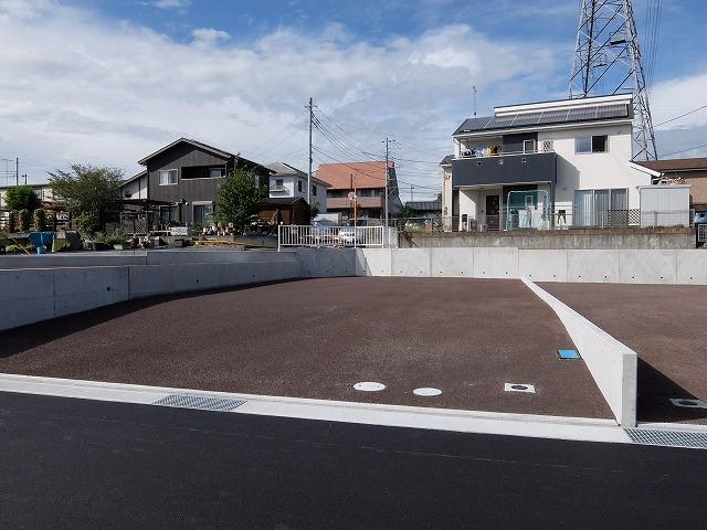 富士市一色 2号地 南面6m公道 青葉台小学校徒歩3分
