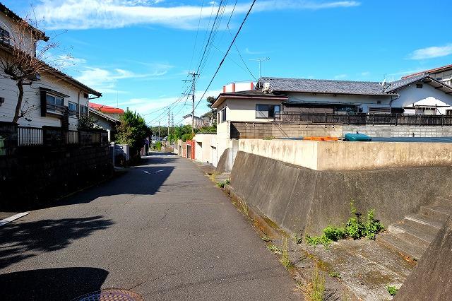富士市富士見台一丁目 90.78坪 880万円 南面6m道路