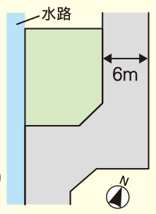 川成島 全10区画 残1区画 1137万