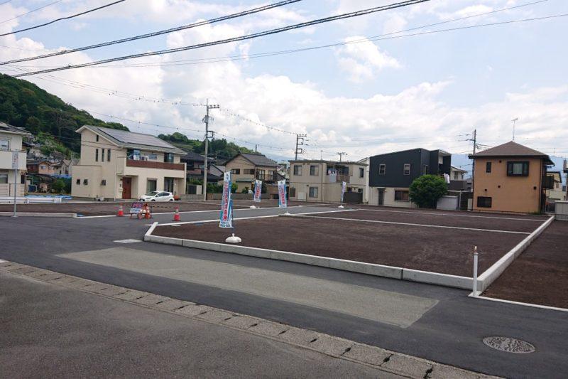 富士市岩本分譲地全5区画
