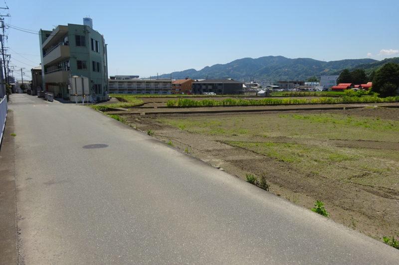 富士市久沢大型土地