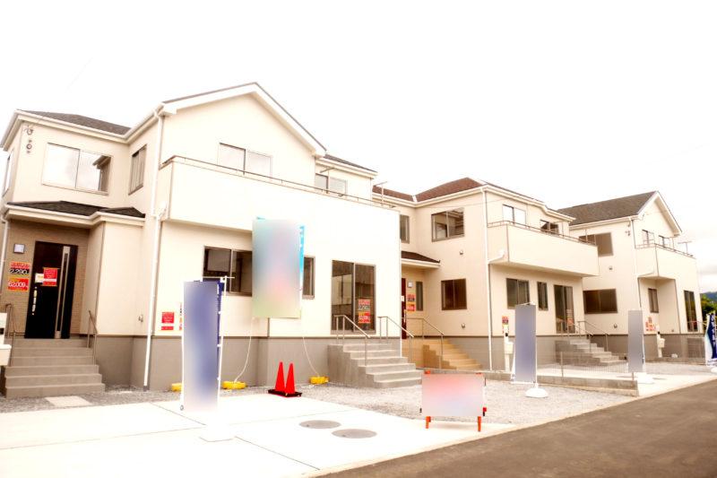 伊豆の国市長崎 新築戸建住宅 全3棟
