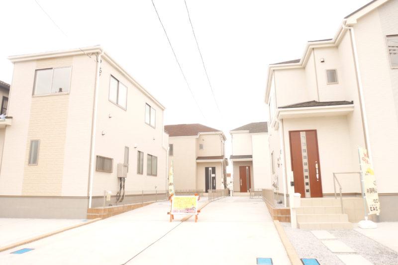 伊豆の国市原木5期 新築戸建住宅 全4棟