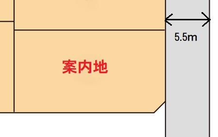 三島市壱町田売土地⑦