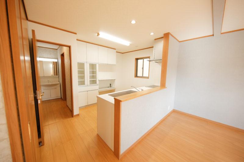 三島市徳倉二丁目未入居住宅 B号棟