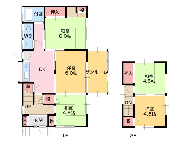 中古住宅・函南町平井