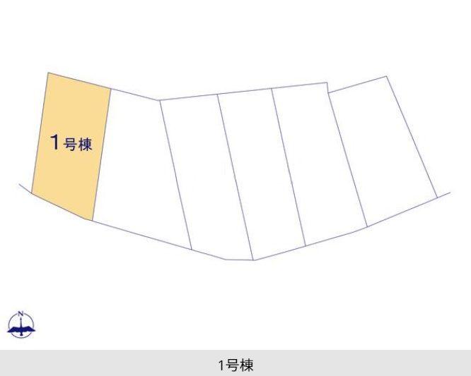 伊豆の国市原木第5 新築分譲住宅【全6棟】1号棟