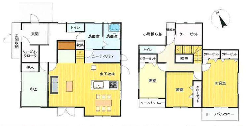 今泉 築浅のデザイナーズハウス登場!! 3590万円