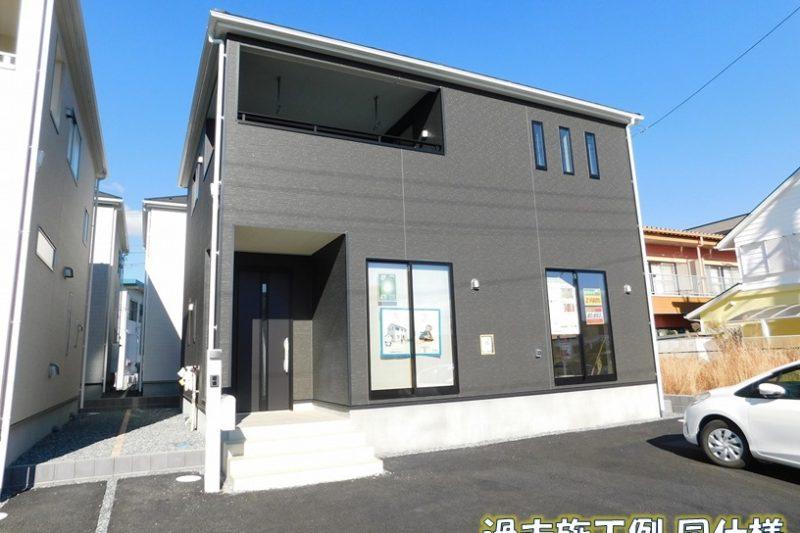 富士市中丸第8  新築分譲住宅【全7棟】1号棟