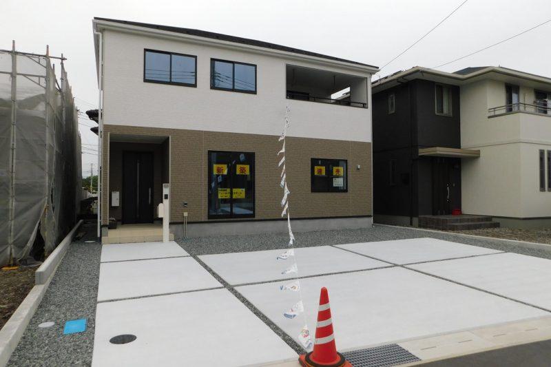 富士市中丸第8   新築分譲住宅 【全7棟】 7号棟