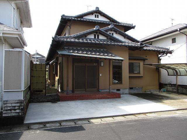 裾野市富沢 中古住宅(再生住宅)