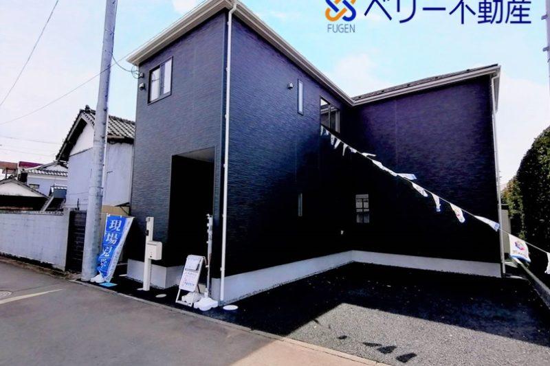 清水町八幡第2 新築分譲住宅【全1棟】1号棟