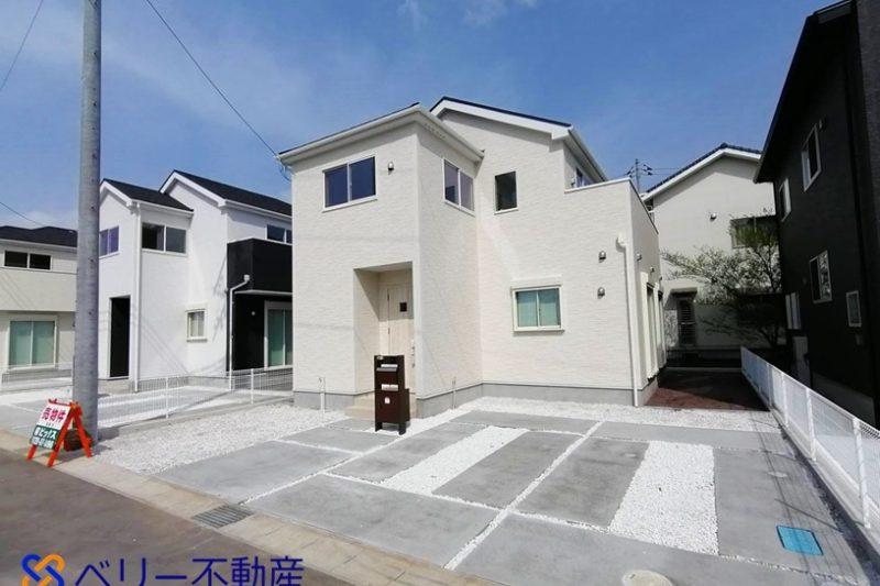 清水町的場20-1期 新築分譲住宅【全3棟】1号棟