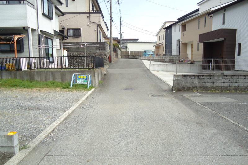 石坂売土地