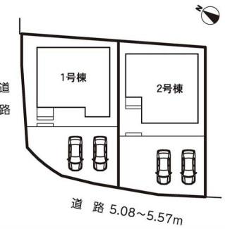 沼津市岡宮20-1期 新築分譲住宅【全2棟】2号棟