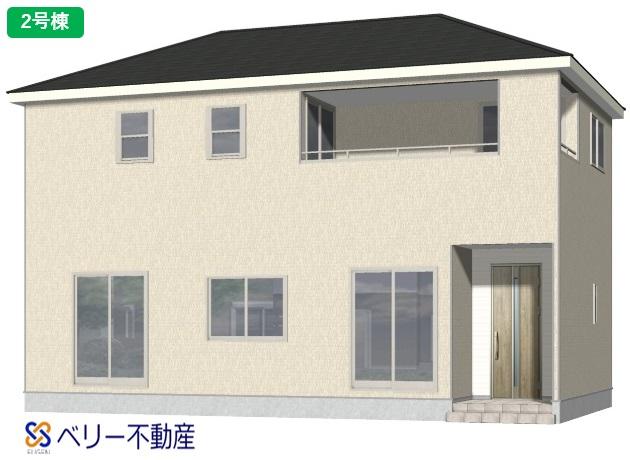 長泉町下長窪 新築分譲住宅【全5棟】3号棟