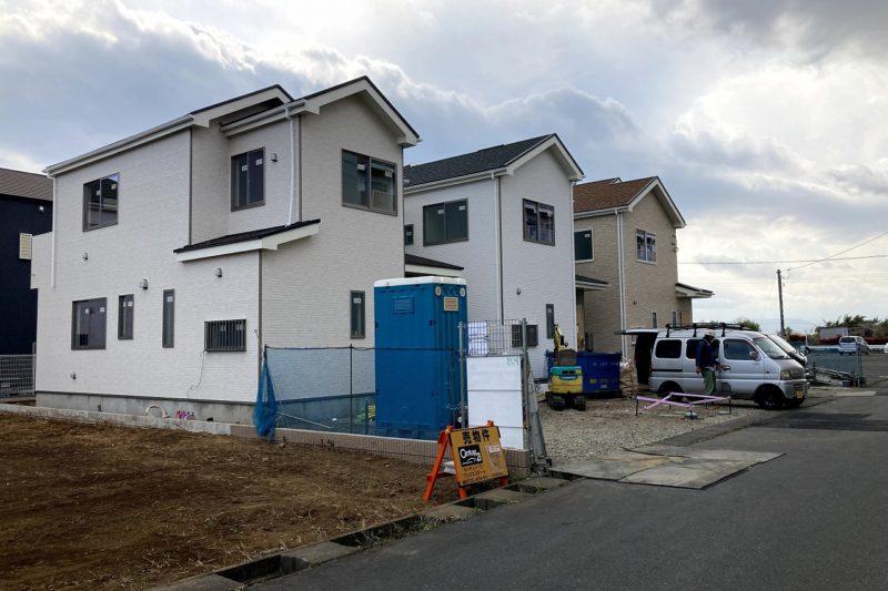 沼津市原町中3丁目 新築分譲住宅【全3棟】3号棟