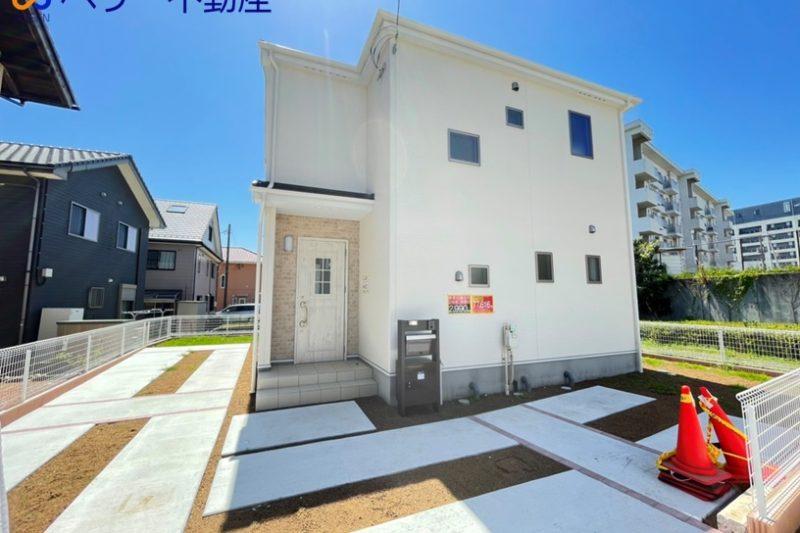 裾野市佐野20-1期 新築分譲住宅【全2棟】2号棟