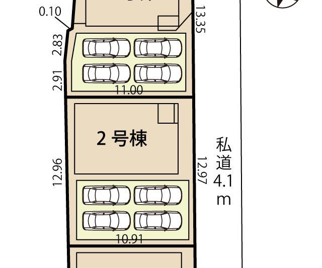 伝法新築建売第13-3号棟