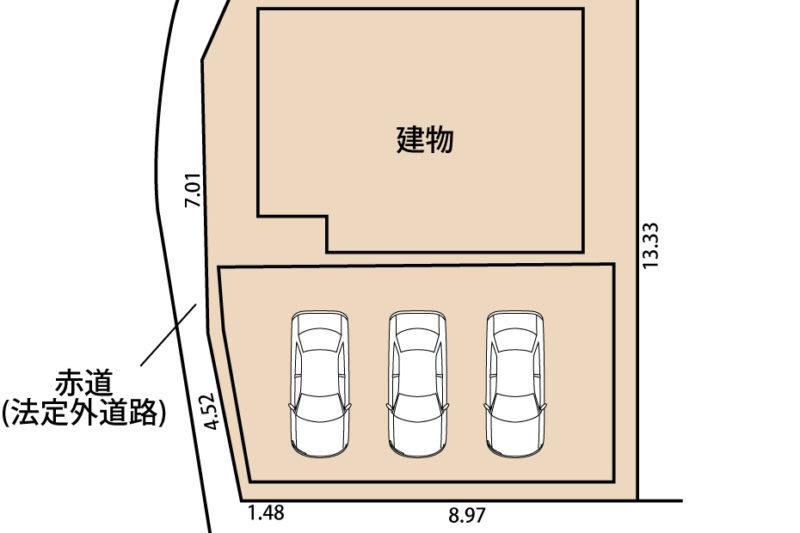 宮島新築建売第7-1号棟