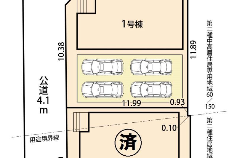 松岡新築建売第18-1号棟