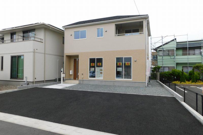 富士市中丸第8  新築分譲住宅【全7棟】6号棟