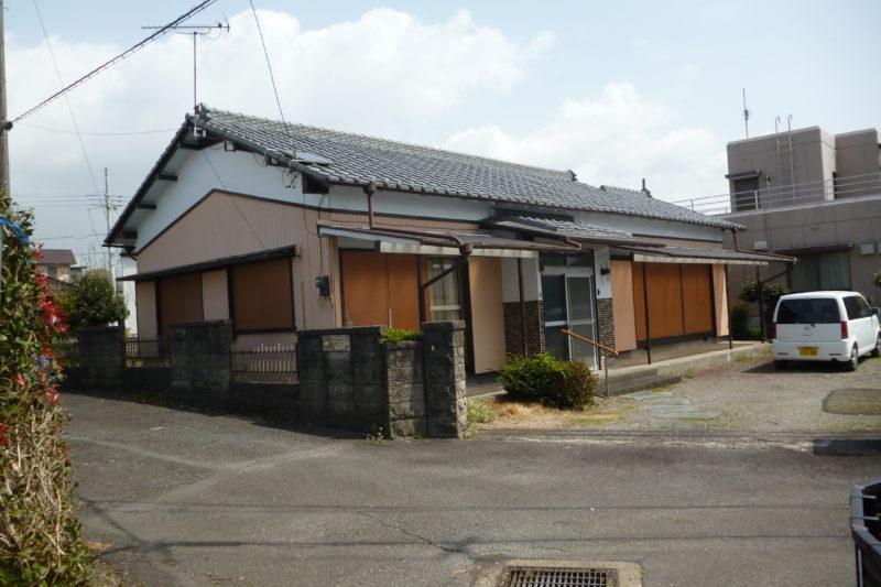 富士市久沢平屋住宅