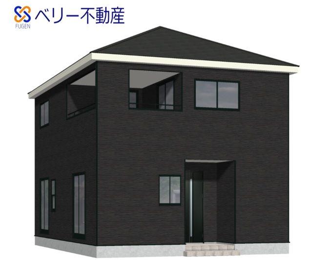 御殿場市二枚橋第3 新築分譲住宅【全2棟】1号棟