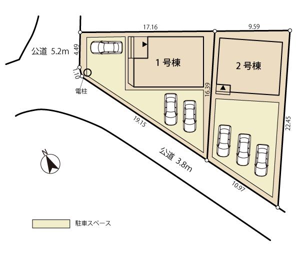 天間新築建売第9-1号棟