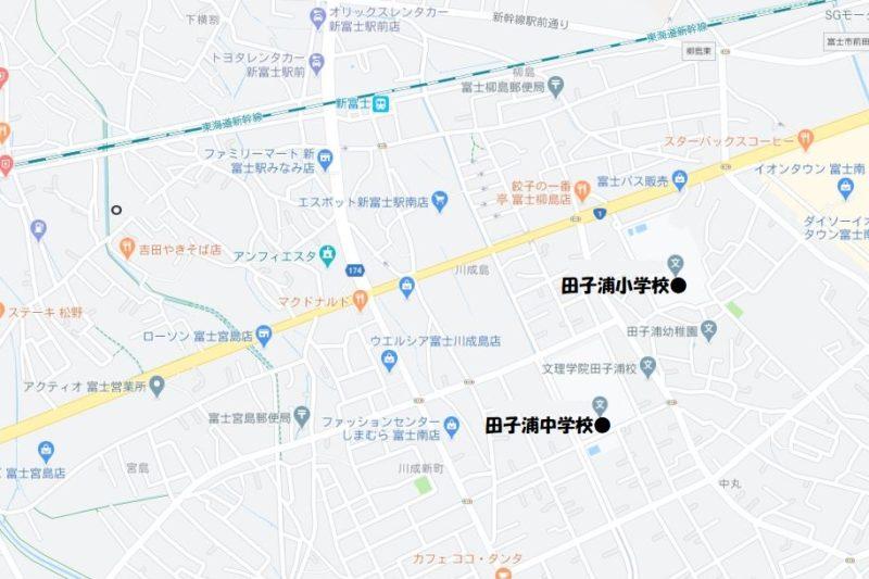 宮島・川成島分譲地