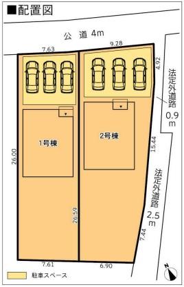 沼津市原第18 新築分譲住宅【全2棟】2号棟