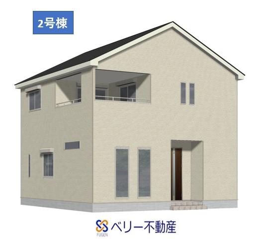沼津市吉田町 新築分譲住宅【全3棟】2号棟