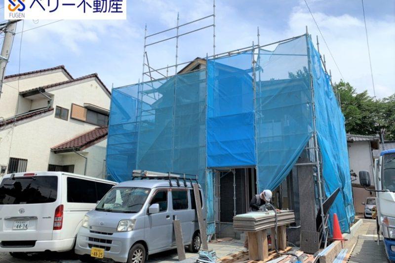 三島市徳倉3丁目 新築分譲住宅【全6棟】2号棟