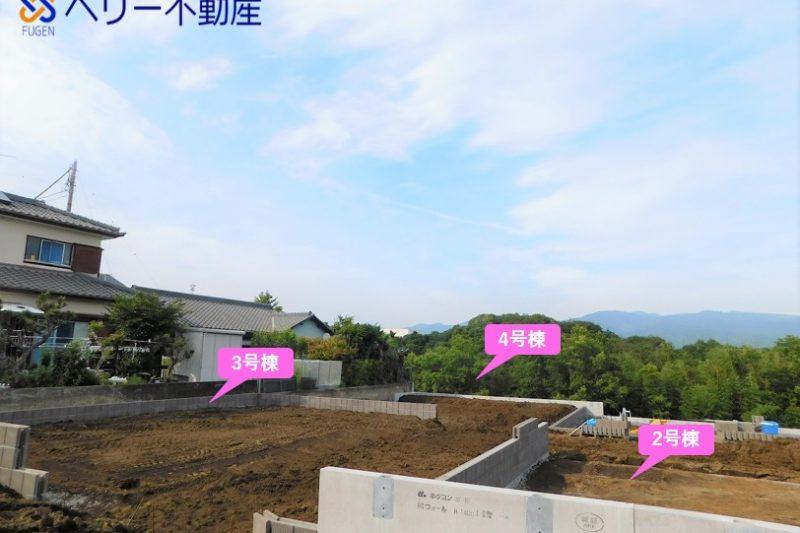 長泉町下長窪 新築分譲住宅【全5棟】4号棟