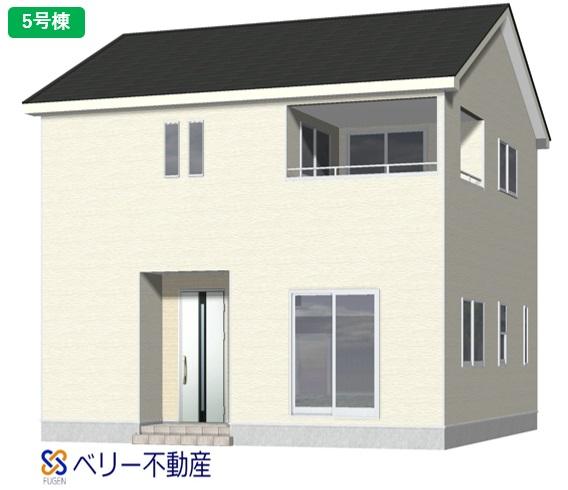 長泉町下長窪 新築分譲住宅【全5棟】5号棟