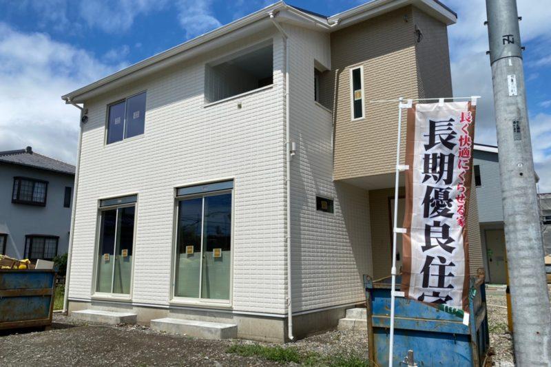 宮島・川成島セット住宅 23号棟