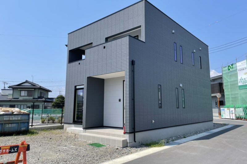 宮島・川成島セット住宅 13号棟