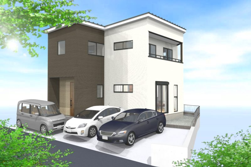 加茂川町モデルハウス