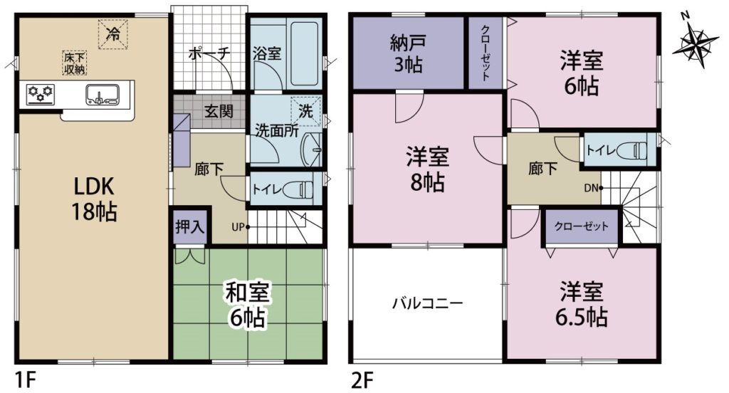 富士市中野新築建売第10-3号棟