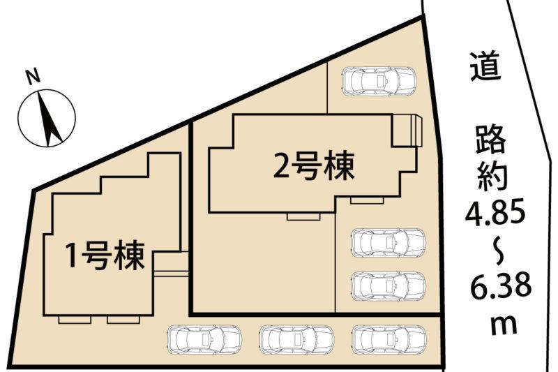 富士岡新築建売Ⅰ-1号棟