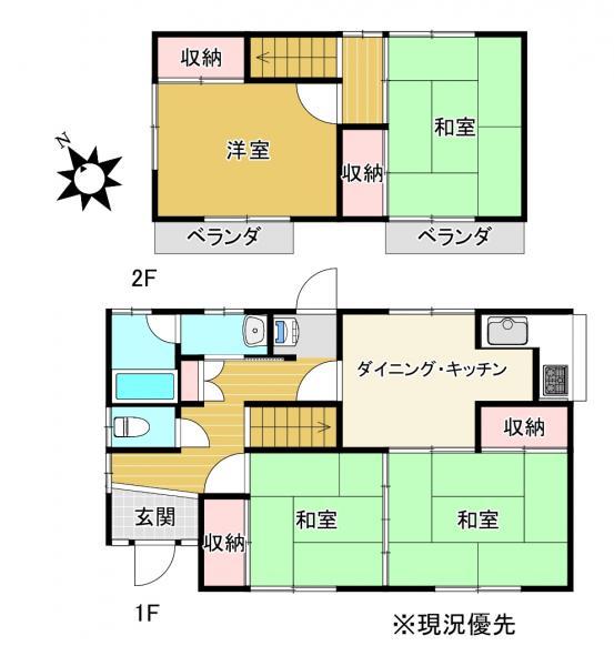 大和ハウス製の建物は、コンディション良好です!